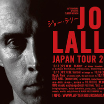 JOE LALLY JAPAN TOUR 2009