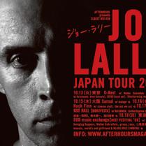 JOE LALLY JAPAN TOUR 2009