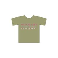 MICE PARADE 来日記念Tシャツ