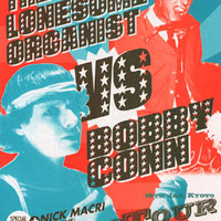 THE LONESOME ORGANIST & BOBBY CONN JAPAN TOUR