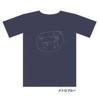 PASTACAS、オリジナルTシャツ