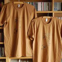 PASTACAS&TENNISCOATS、Tシャツ